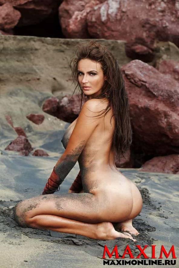 Порно наталья водонаева фото, показала анальное отверстие фото