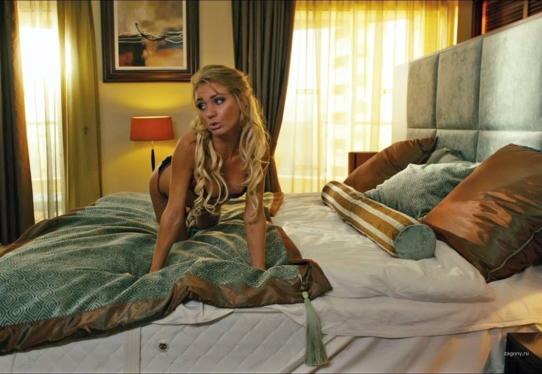 Кристина Асмус сексуальная в нижнем белье